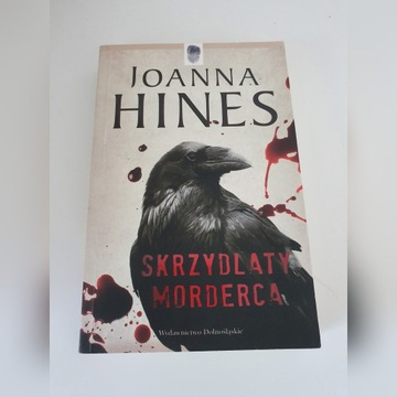 Skrzydlaty Morderca Joanna Hines