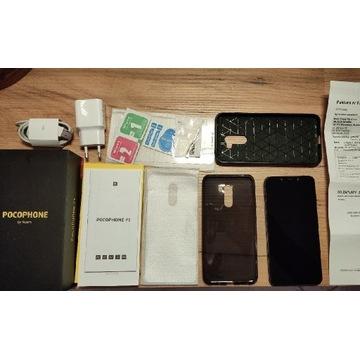 Pocophone F1 6/128, kupiony Mi-Store, JAK NOWY