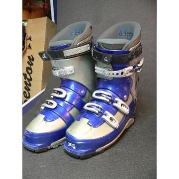 Okazja! Buty skiturowe narciarskie zjazdowe
