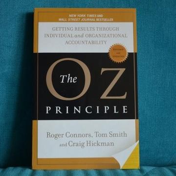 The Oz Principle - Connors, Smith & Hickman