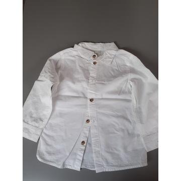 H&M koszula biała rozmiar 92