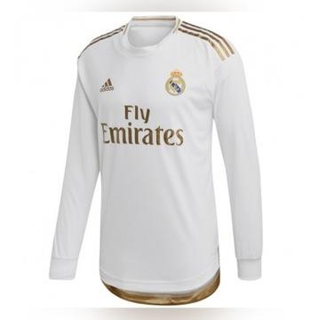 Koszulka Real Madryt 19/20! AUTHENTIC! DŁ.RĘKAW! L