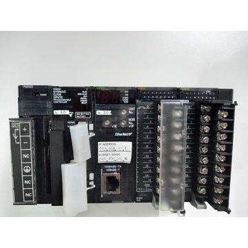 Sterownik PLC Omron Sysmac CJ1M  CPU12 komplet