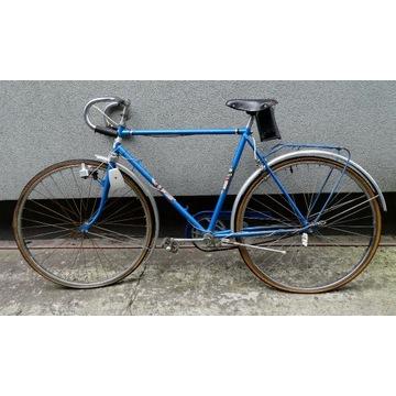 Rower turystyczny ROMET PRL RAMA 56 cm