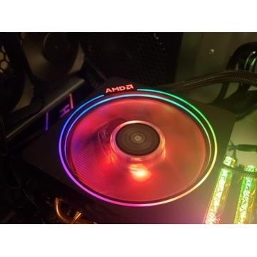 Chłodzenie AMD Wraith Prism RGB    NOWE