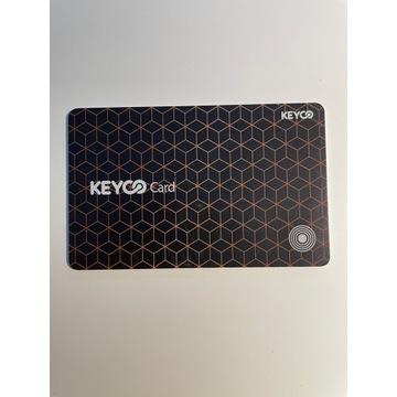 Karta Keyco card - lokalizator