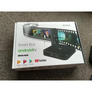 Hykker Smart Box Android box Tv