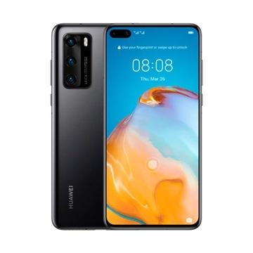 Smartfon Huawei P40 8 GB / 128 GB czarny