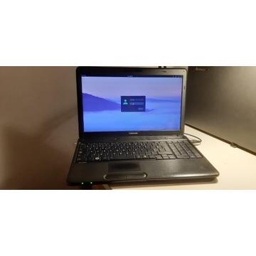 Laptop Toshiba satelite 6GB ram 500GB HDD ZorinOS