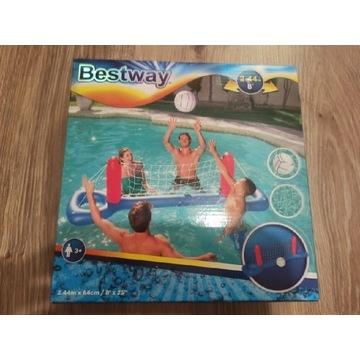 Siatkówka dmuchana zabawka do wody