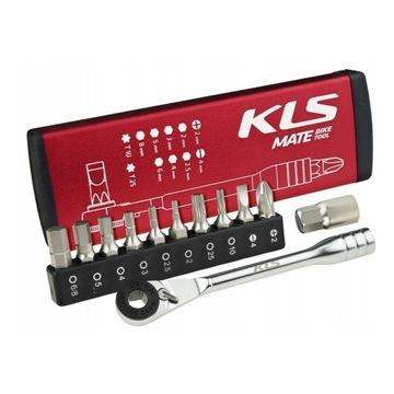 Zestaw kluczy Kellys Tool Mate z grzechotką