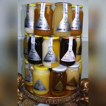 Miód Lipowy z Gór ,  intensywny smak i zapch lipy