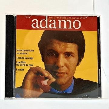 Ses plus belles chansons adamo