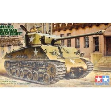 "TAMIYA 35346 1:35 M4A3E8 SHERMAN ""Easy Eight"
