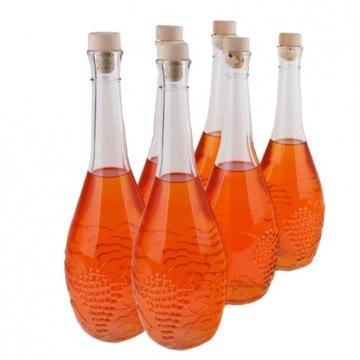 Butelka na wino ATENA 1000 ml - Krosno