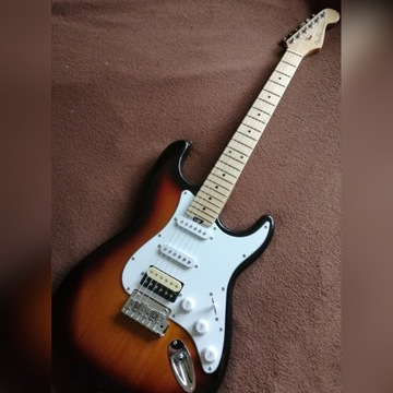 Gitara elektryczna Fender stratocaster kopia