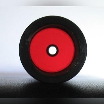 Inserty dowolny wymiar kolor czerwony transparent