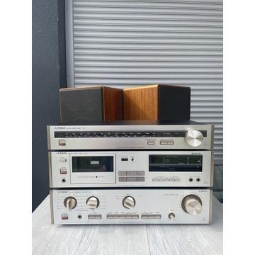 Zestaw stereo Luxman  plus canton gle 70 Vintage