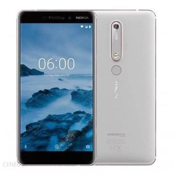 Nokia 6.1 idealny stan z etui 3/32GB