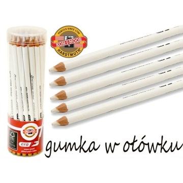 Gumka w ołówku do mazania Koh-I-Noor