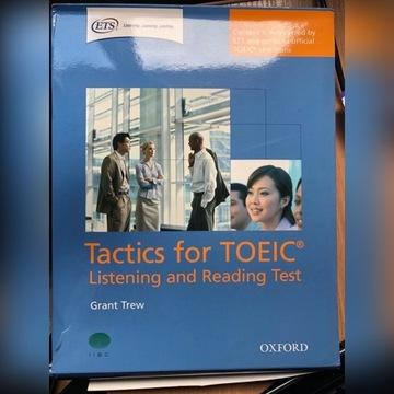 Książka Tactics for TOEIC Listening and Reading