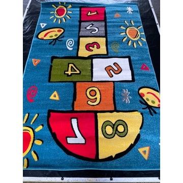 Mega rabaty dywan dziecięcy 150x230