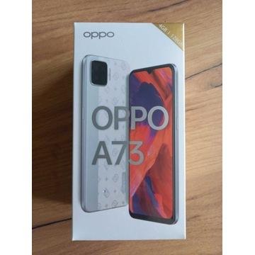 OPPO A73 4/128GB AMOLED NFC Granatowy Promocja !