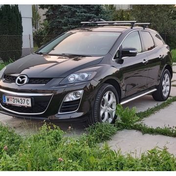Mazda cx7 4x4 Revolution
