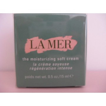 LA MER - THE MOISTURIZING SOFT CREAM 15 ml