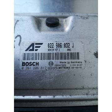 Sterownik silnika VW 2.8 Bosch 022906032J