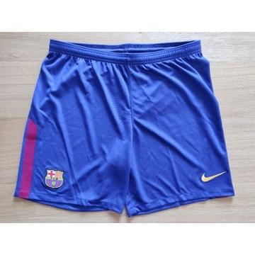 Spodenki szorty NIKE FC Barcelona Dri-Fit rozm. L