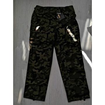 Spodnie Texar XL plus bluza XL i gratisy