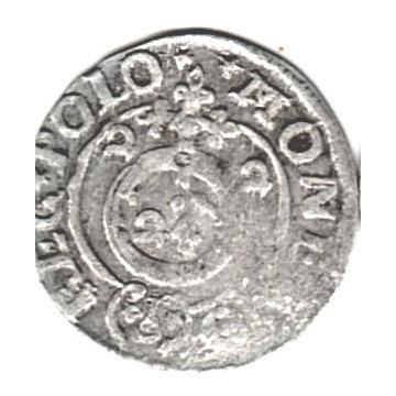 PÓŁTORAK ZYGMUNT III  1622 r  Ag