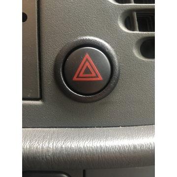 Włącznik przycisk świateł awaryjnych Saab