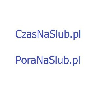 CzasNaSlub.pl / PoraNaSlub.pl