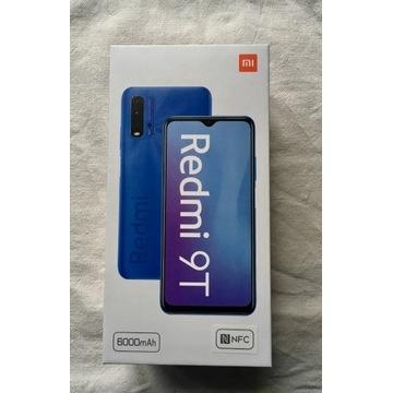 Telefon Redmi 9T 4/64 GB NFC gwarancja