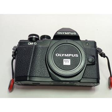 BODY Olympus OM-D E-M10 MARK II przebieg 1689