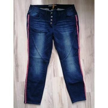 spodnie jeans damskie rozmiar 48 BonPrix Nowe