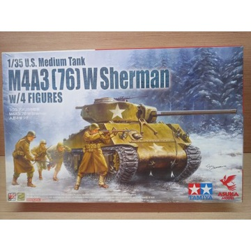 sherman M4A3 76w