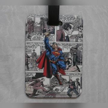 Zawieszka SUPERMAN DC Comics na bagaż orginal