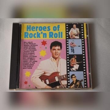 Heroes of Rock and Roll - składanka CD