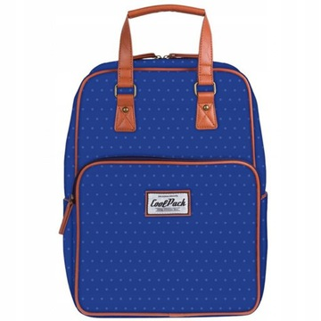 Plecak CoolPack Cubic Blue Dots 79105CP