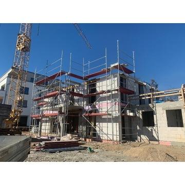Plettac Stal180 m2- 8mx2,5m / Nowe