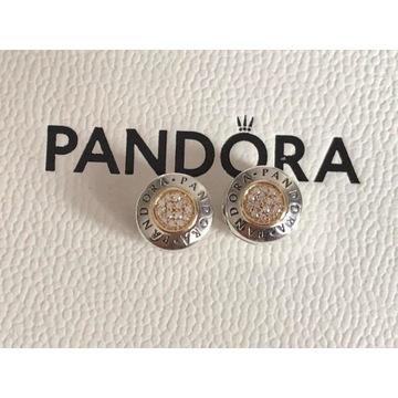 Klips logo Pandora tt 14 K  796229CZ