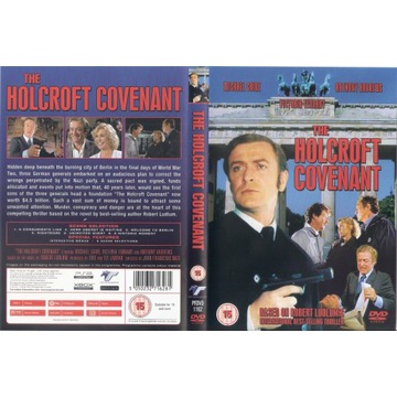 THE HOLCROFT COVENANT DVD M.CAINE &A.ANDREWS