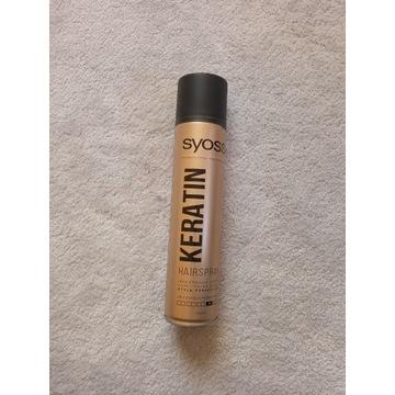 Lakier spray do włosów Syoss Kerstin Strong