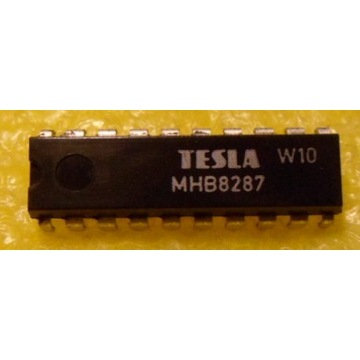 MHB8287 = P8287 = D8287 - 8 BIT BUS TRANSCEIVER