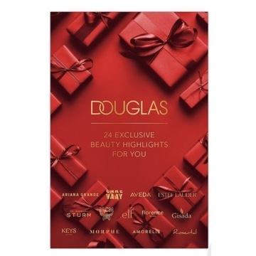 DOUGLAS EXCLUSIVE kalendarz adwentowy 2021 nowy