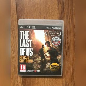 The Last of Us EDYCJA ZWYKŁA PL