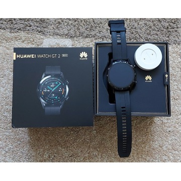 SMARTWATCH Huawei Watch GT 2 46mm mikrofon głośnik